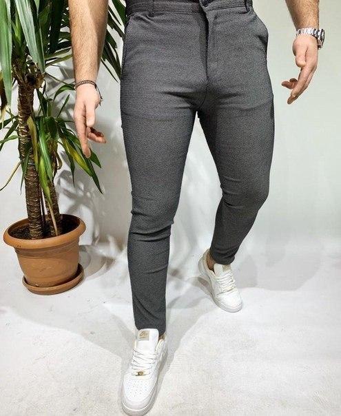 Стильные качественные мужские брюки, Турция