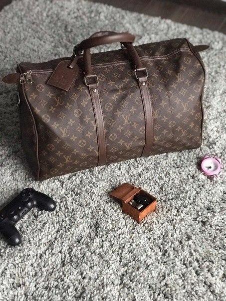 Дорожня сумка Louis Vuitton Якість ЛЮКС
