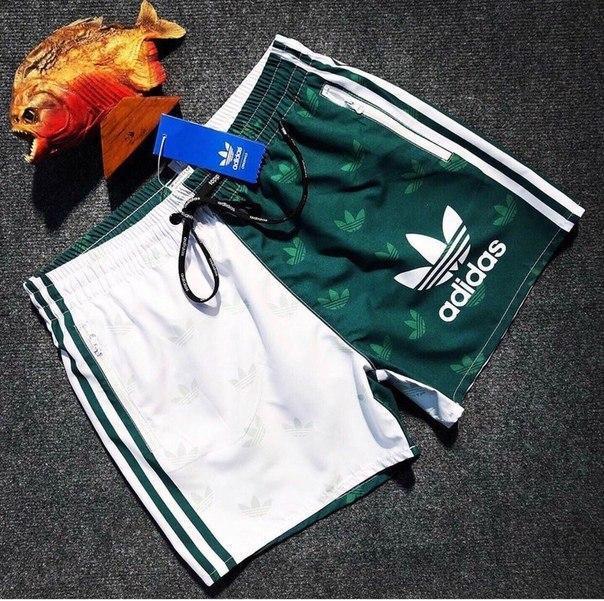 Мужские летние пляжные плавательные шорты, Турция (6 моделей)
