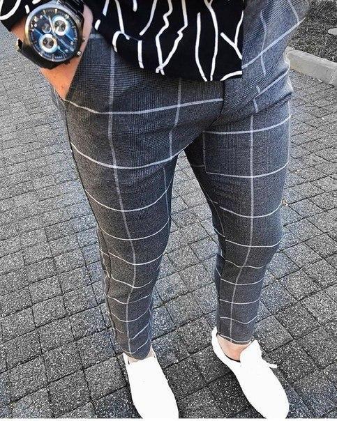 Чоловічі штани, велика клітинка, Туреччина