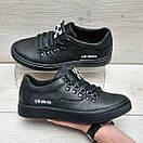 Мужские кожаные туфли Off White, фото 7