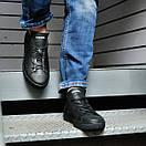 Шкіряні чоловічі туфлі Diezel, фото 4
