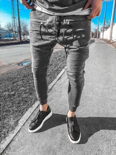 Чоловічі стильні спортивні штани, Туреччина