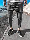 Чоловічі стильні спортивні штани, Туреччина, фото 2