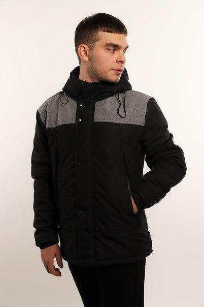 Демисезонная мужская куртка, водоотталкивающая (2 модели)