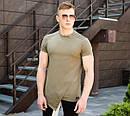 """Мужская футболка Pobedov """"Bruce Li"""", уникальный крой (три цвета), фото 2"""