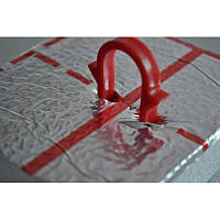Скоба якірна для теплої підлоги (100 шт)