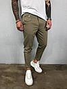 Чоловічі літні завужені брюки, два кольори, фото 2