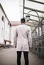 """Двубортное мужское пальто-тренч Pobedov Trench Coat """"President""""(2 цвета), фото 5"""