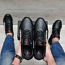 Кожаные мужские кроссовки Jordan, фото 2