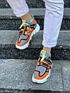 Модные женские кроссовки Li Ning 2ACE Orange, фото 8