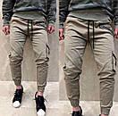 Чоловічі легкі штани з відбивачем (рефлектив), Туреччина, фото 6