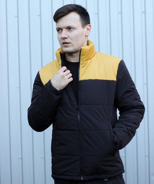 """Чоловіча демісезонна куртка """".Vidlik M -1"""", 4 моделі"""