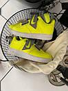 Мужские яркие кроссовки Nike Air Force 1 'Utility Volt', фото 9