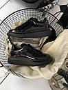 """Лакові жіночі кросівки Alexander McQueen """"Galaxy"""" Топ якість, фото 5"""
