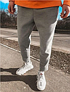 Мужские спортивные штаны из кашемира, Турция (два цвета), фото 7