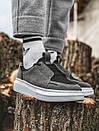 Кроссовки мужские замшевые, два цвета, фото 5
