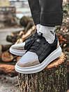 Кросівки чоловічі, комбінований верх, фото 3