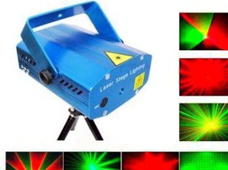 Лазерный проектор LASER YX 09-A - цветомузыка