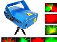 Лазерный проектор LASER YX 09-A - цветомузыка, фото 1