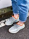 Текстильні кросівки Adidas Yeezy Boost 350 V2 Linen Revealed, фото 8