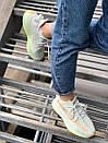 Жіночі кросівки Adidas Yeezy Boost 350 V2 Hyperspace з текстилю, фото 10