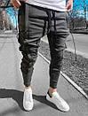 Мужские стильные спортивные штаны, Турция (три цвета), фото 2