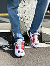 Мужские белые кроссовки Adidas Solar HU Glide ST White, фото 5