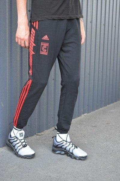 Котонові чоловічі спортивні штани Топ якість (2 кольори)
