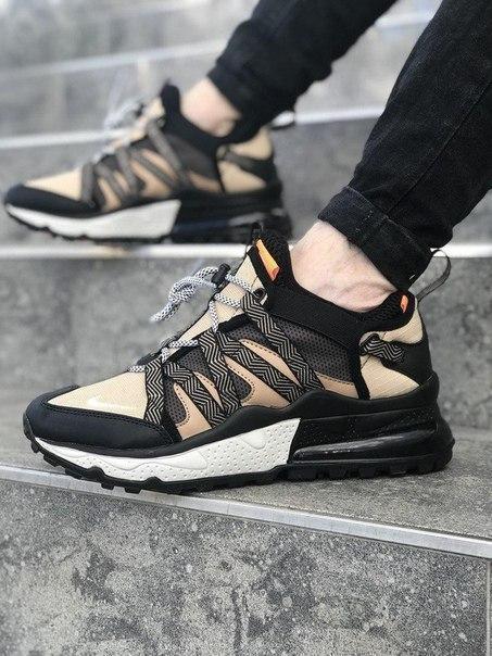 Мужские ультра-модные кроссовки Nike высокого качества, две модели