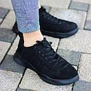 Чоловічі якісні кросівки з нубуку, фото 4