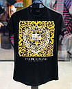 Стильная мужская футболка люкс качество, Турция (два цвета), фото 2