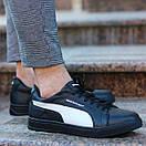 Мужские кроссовки Puma из натуральной кожи, фото 3