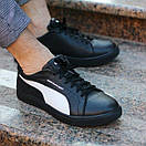 Мужские кроссовки Puma из натуральной кожи, фото 4