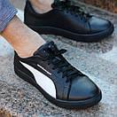 Мужские кроссовки Puma из натуральной кожи, фото 5
