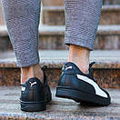 Мужские кроссовки Puma из натуральной кожи, фото 6