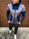 "Мужская приталенная куртка Pobedov Soft Shell Jacket ""Aura"", три модели, фото 4"