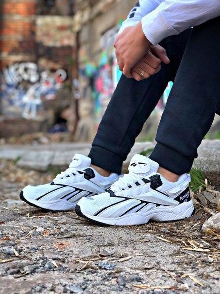 Чоловічі кросівки Reebok, амортизація Hexalite, три моделі