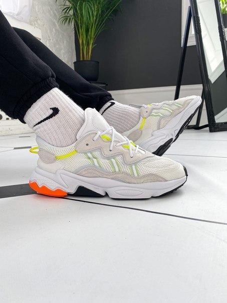 Чоловічі кросівки Adidas Ozweego, сітка (4 моделі)