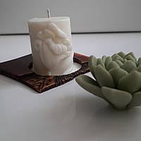 Декоративная соевая свеча, подарок