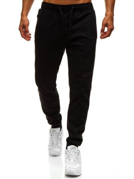 Спортивные мужские штаны на манжете Asos, три цвета