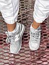Жіночі замшеві кросівки New Balance 574 Gray, 2 моделі, фото 2