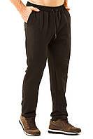 Спортивные мужские штаны без манжета в больших размерах