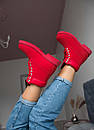 Унісекс черевики Тimberlad Red (Termo), фото 3