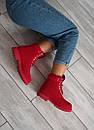 Унісекс черевики Тimberlad Red (Termo), фото 5