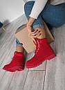 Унісекс черевики Тimberlad Red (Termo), фото 6