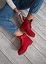 Унісекс черевики Тimberlad Red (Termo), фото 9