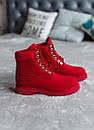 Унісекс черевики Тimberlad Red (Termo), фото 10