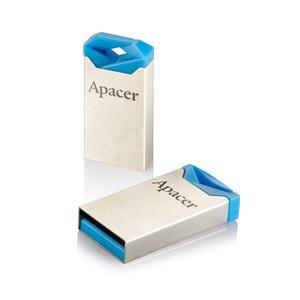 Флешка USB Flash Apacer USB 32Gb AH111 blue/silver (as)