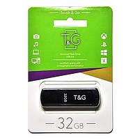 Флешка USB 32Gb T&G 011 Classic series black, фото 2